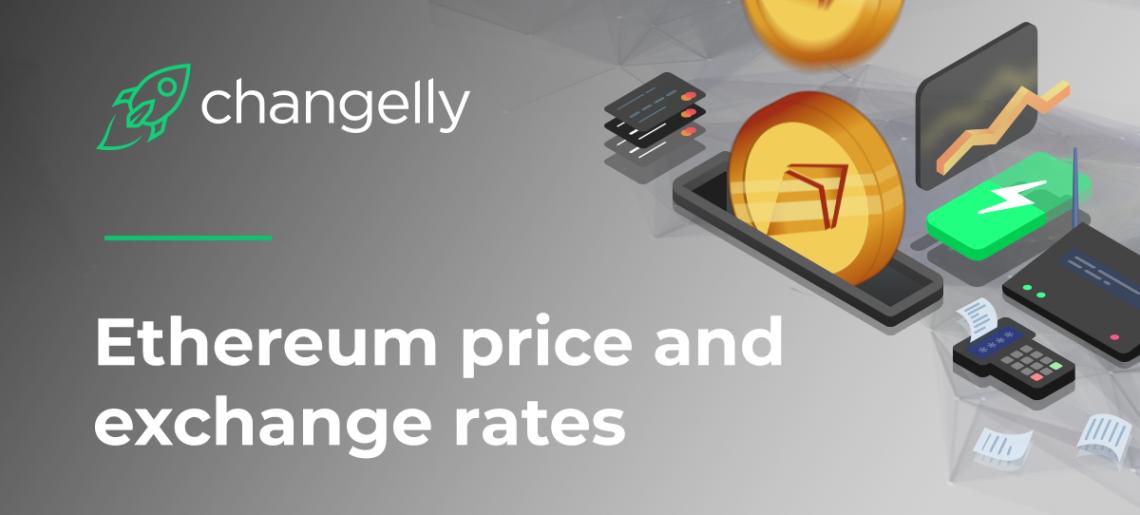 Цена и обменный курс эфира (ETH)