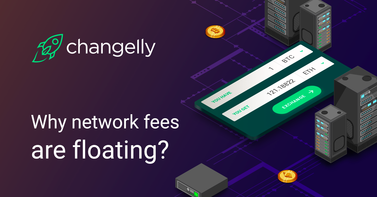 cryptocurrency network fees