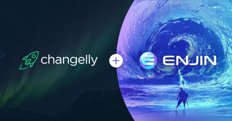 Changelly-Enjin-Partnership