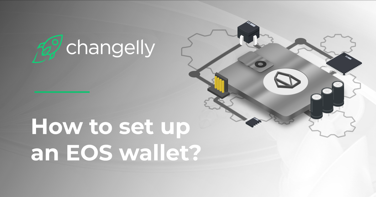 How to et up EOS wallet