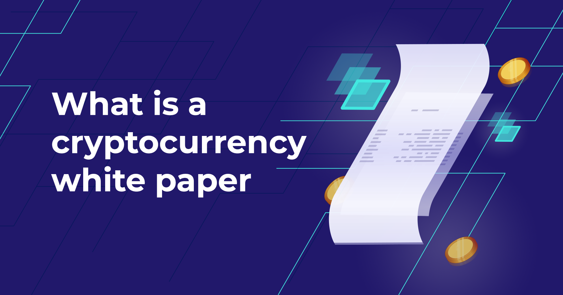 cryptocurrency white paper
