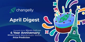 Changelly April Digest