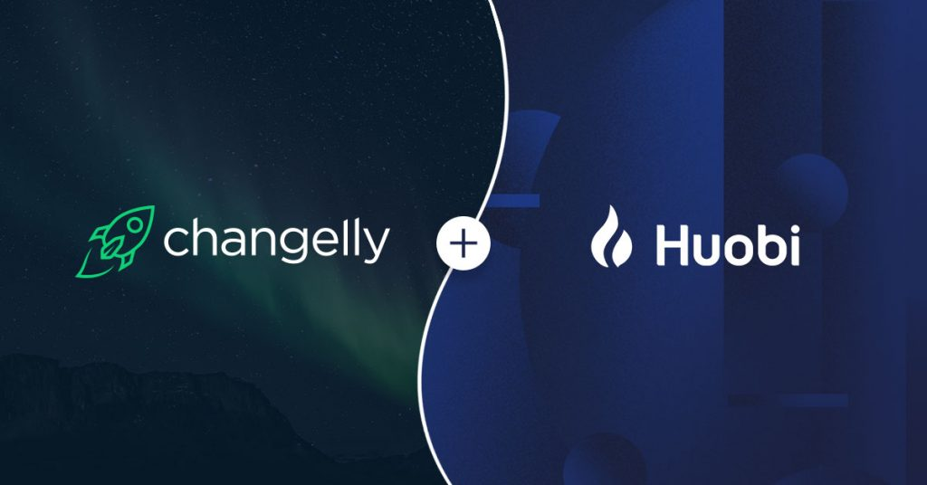 Changelly and Huobi Global scaling partnership