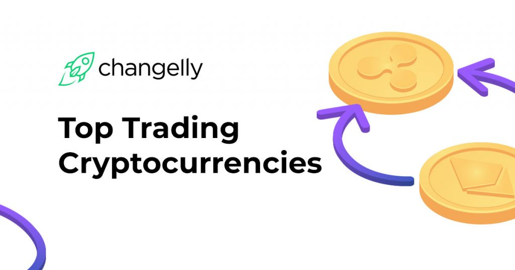 Top-Trading-Cryptocurrencies-on-Changelly