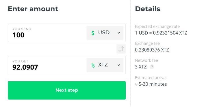 buy xtz changelly