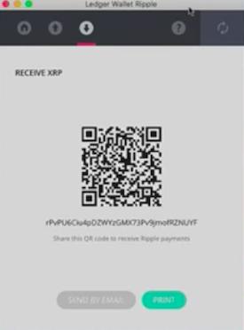 XRP 송금