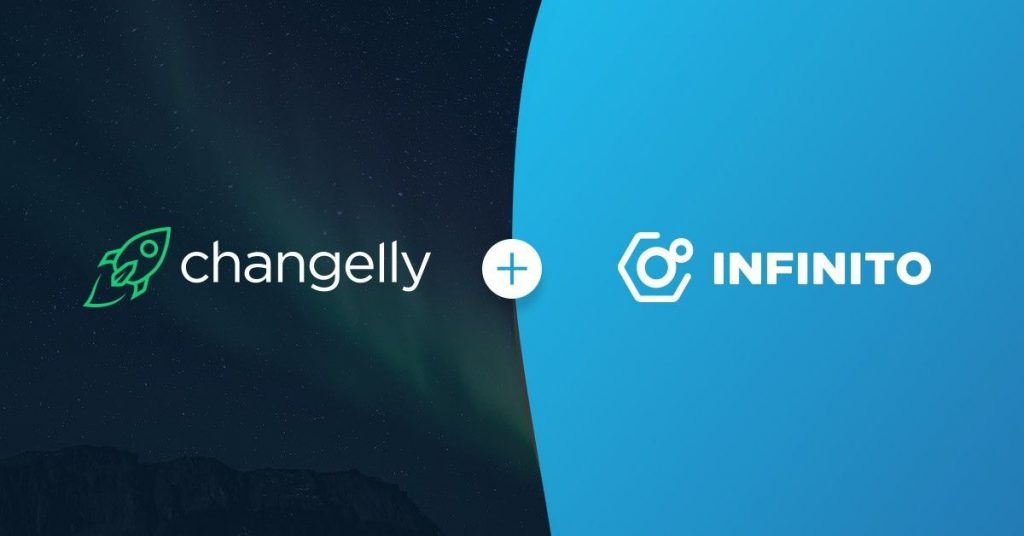Changelly Partners Infinito
