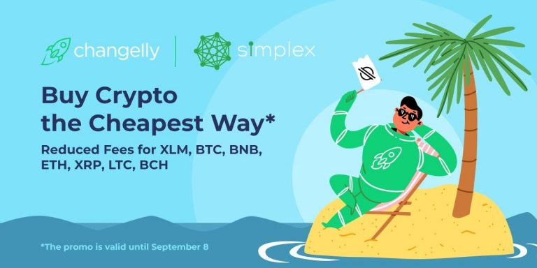Buy crypto with a discount on Changelly