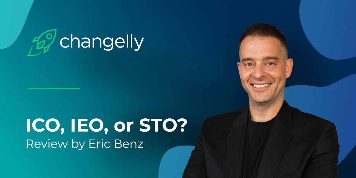 what is better ICO IEO STO? Review by Changelly