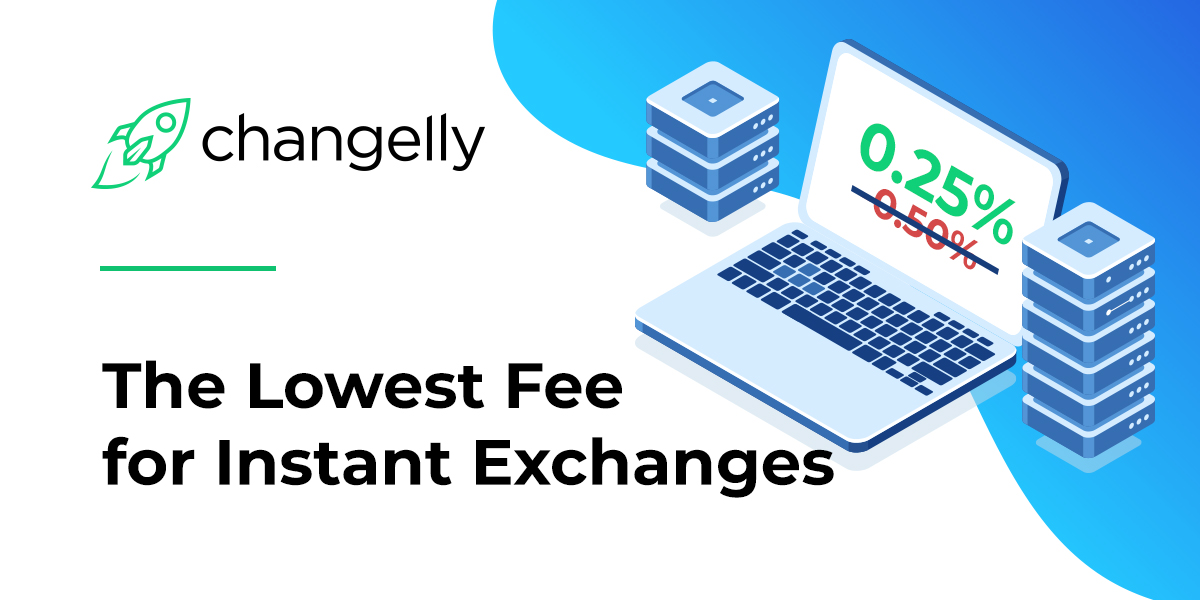 Changelly Reduces Fee for Crypto exchanges