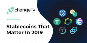 Stablecoins 2019 Comparison