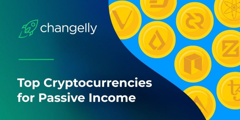 cryptocurrencies with passive income changelly