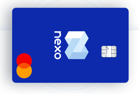 nexo loan card