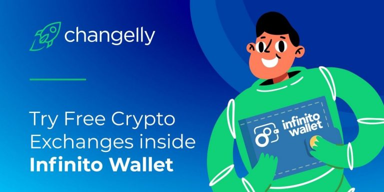 Changelly partners Infinito free crypto exchanges