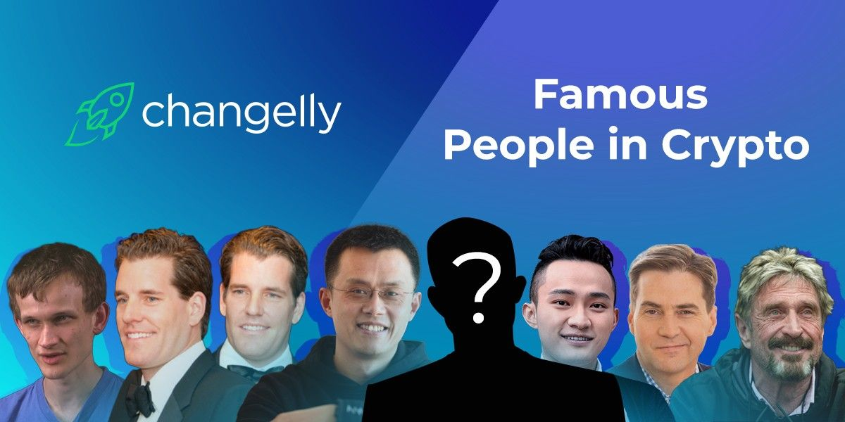 Famous People in Crypto