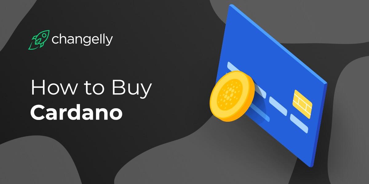 How to buy Cardano