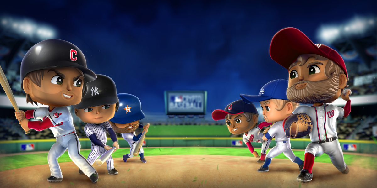 MLB Crypto Baseball game