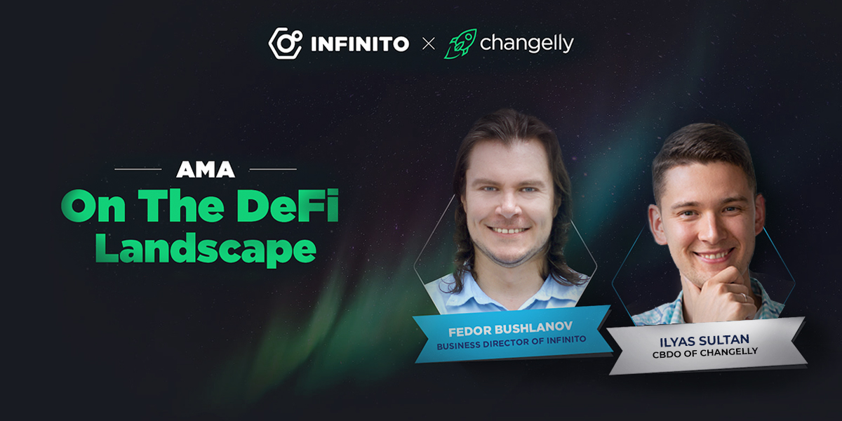 Changelly and Infinito AMA