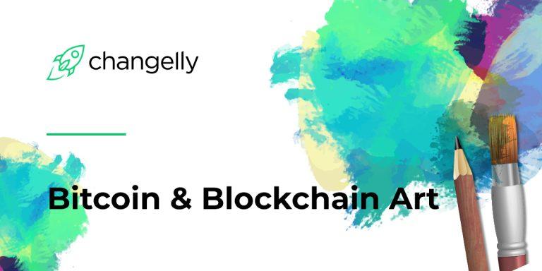 Bitcoin and Blockchain Art