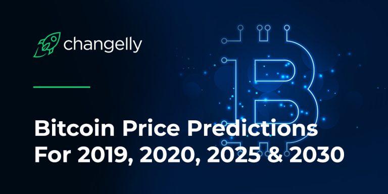 Bitcoin Price Predictions For 2019, 2020, 2025 & 2030