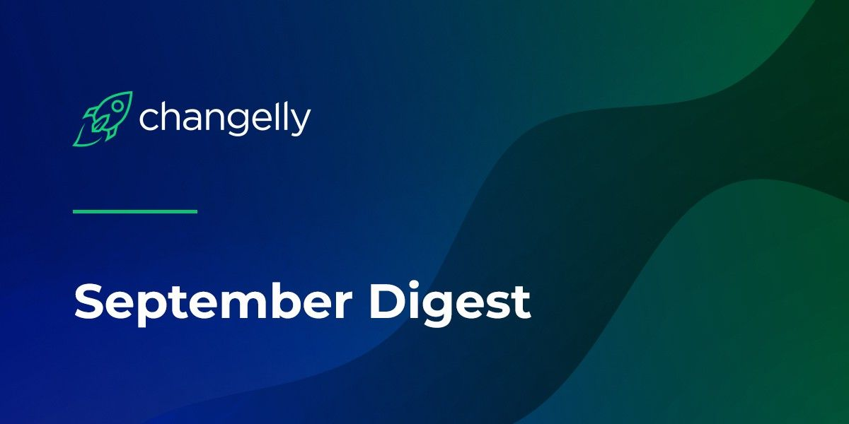 Changelly September Crypto Digest