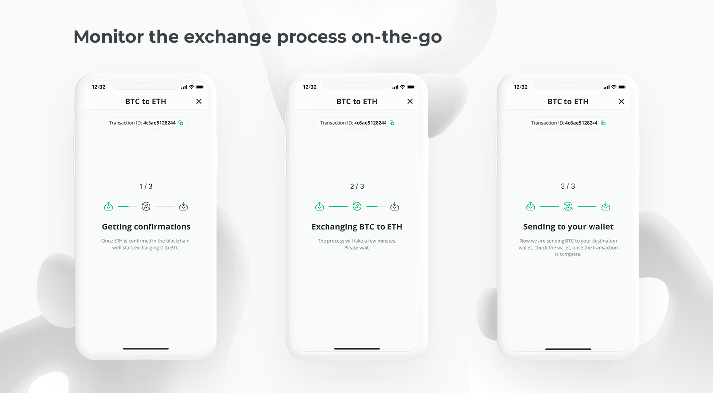 how to trade crypto changelly explains