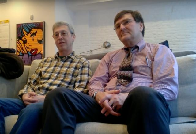 Stuart Haber and W. Scott Stornetta