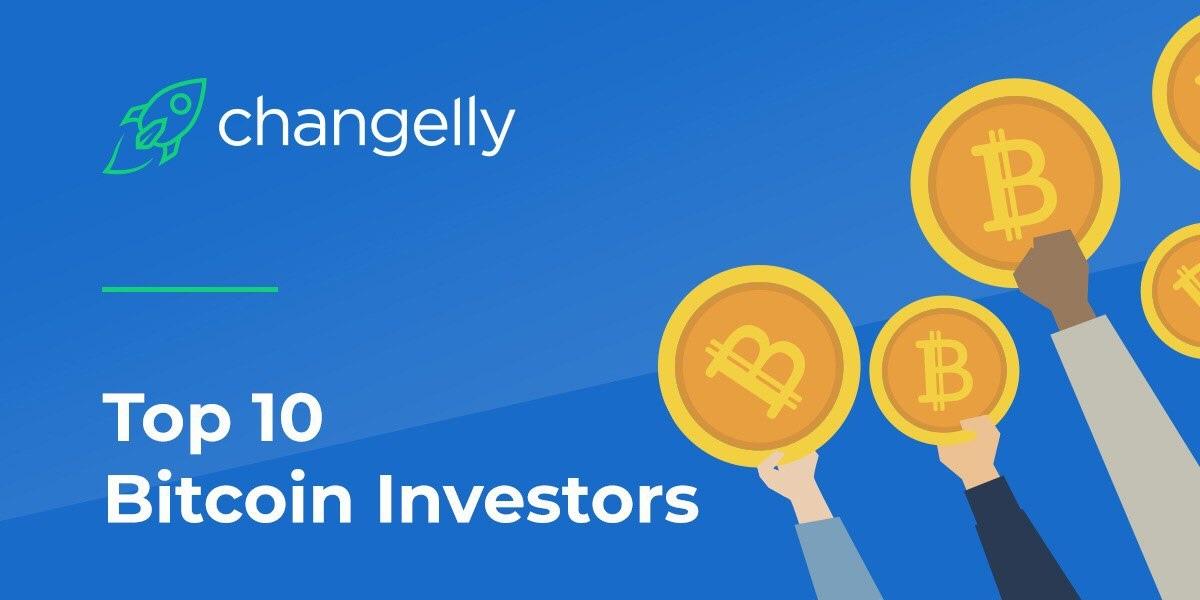 Top 10 Bitcoin investors