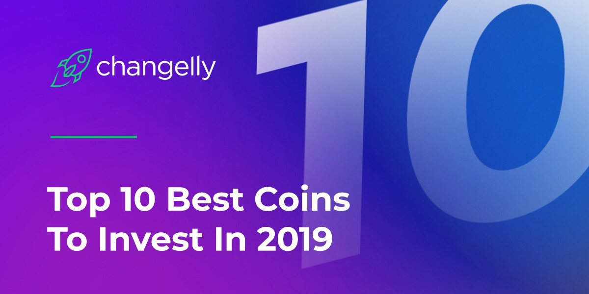 Top-10 coins to invest in 2019