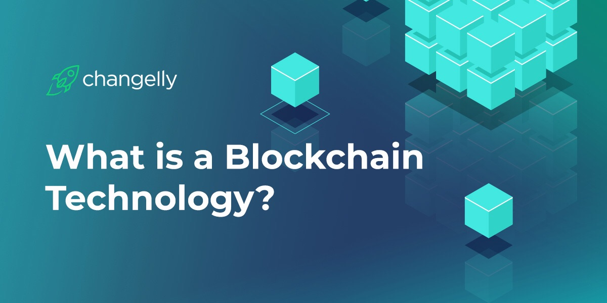 What is a blockchain technology?