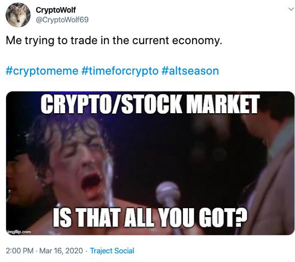 Trading meme