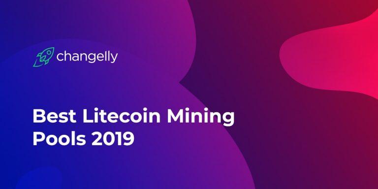 Top-5 Litecoin LTC mining pools 2019