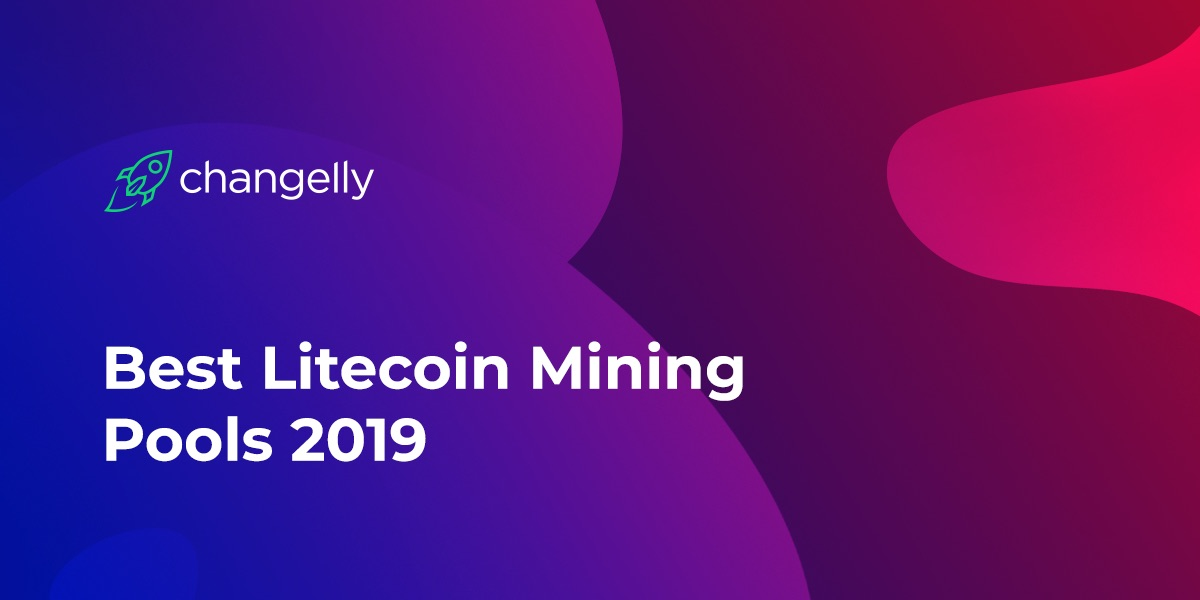Top-5 Litecoin LTC mining pools 2019