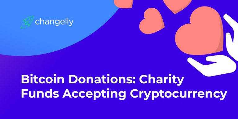 Bitcoin donations and charity funds accepting crypto