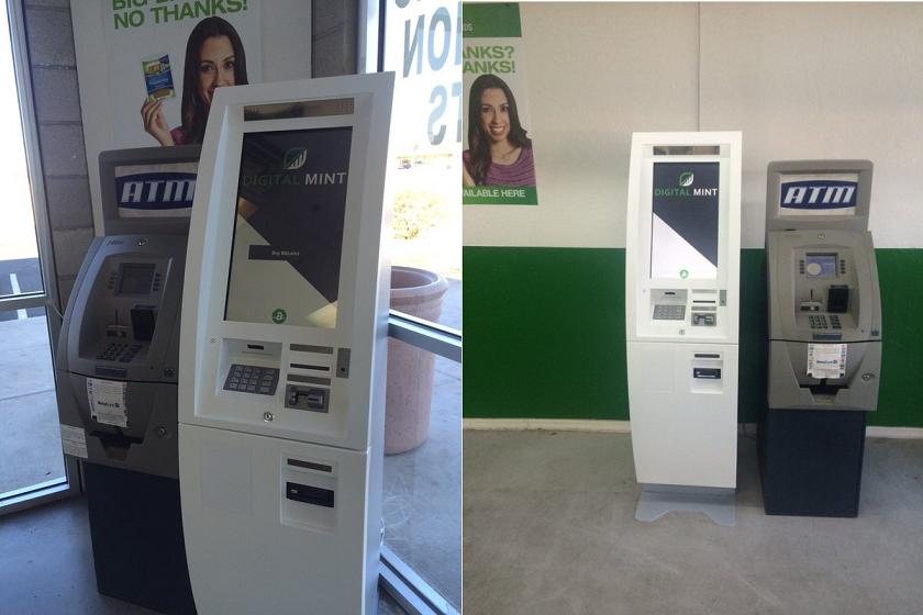 Digitalmint Crypto ATM 2020