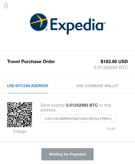 Pay for your hotel reservations with BTC