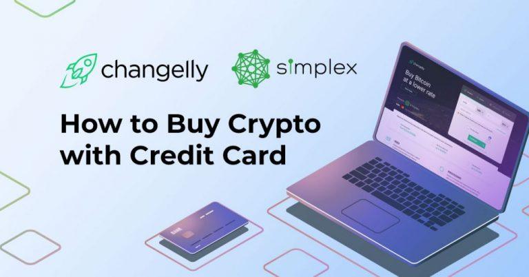 Как купить криптовалюту с помощью кредитной карты
