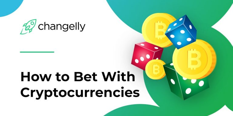 How to bet with cryptocurrencies