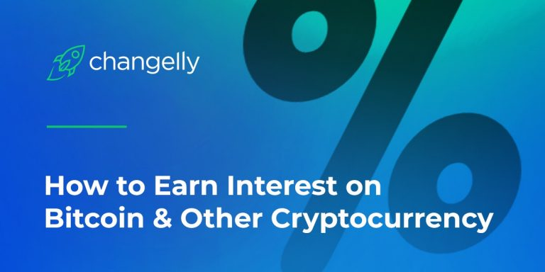 How to earn interest on Bitcoin & cryptocurrency