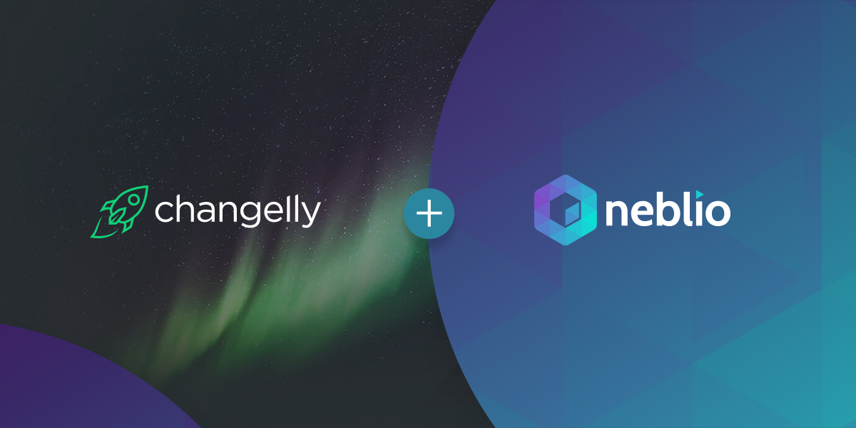 exchange Neblio NEBL on Changelly or buy NEBL with a credit card