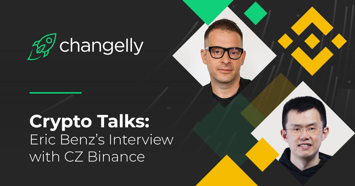 CZ Binance interview with Changelly