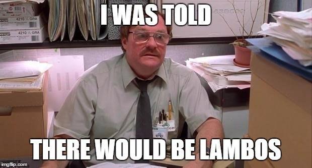 when lambo meme