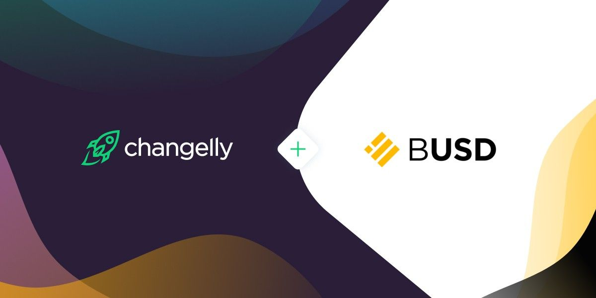 BUSD Changelly listing