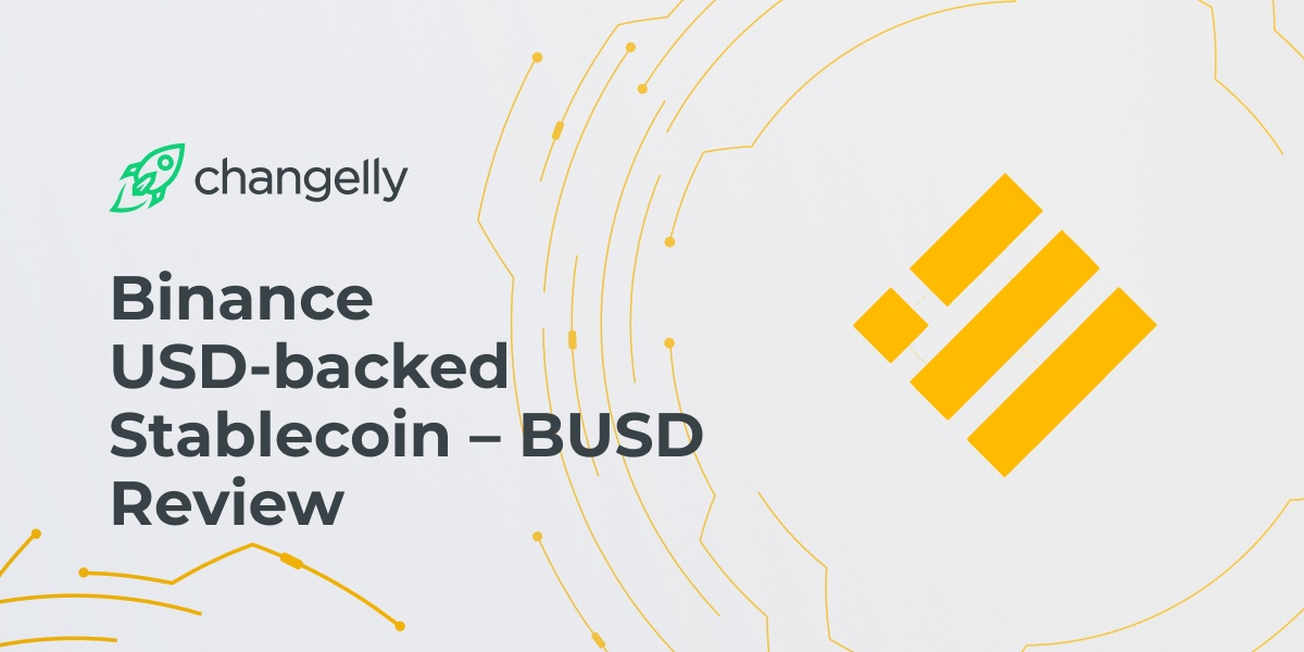Binance USD stablecoin review