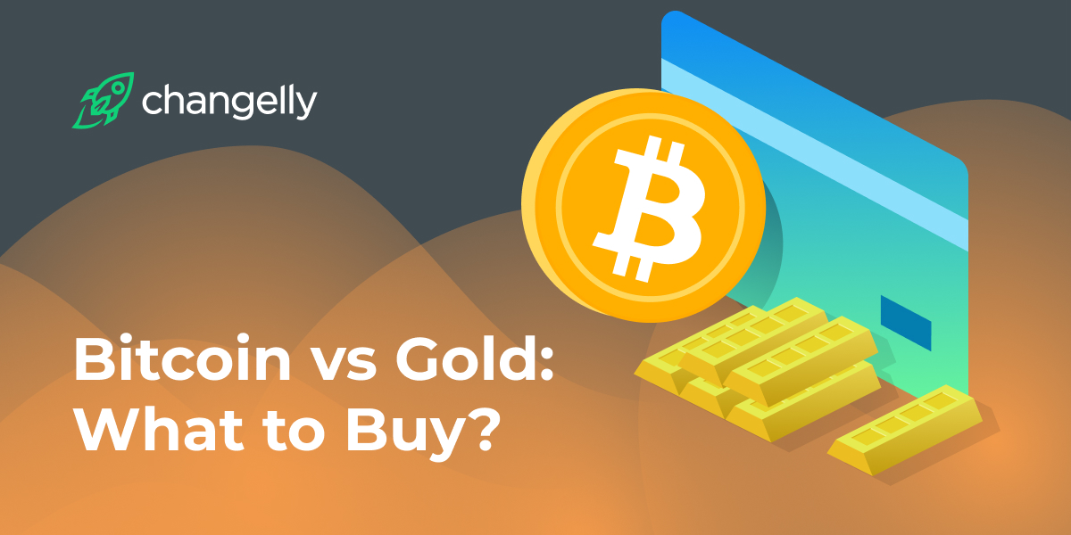 Bitcoin vs Gold What to Buy_