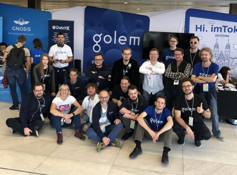 Golem project team
