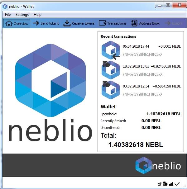 네블리오 플랫폼