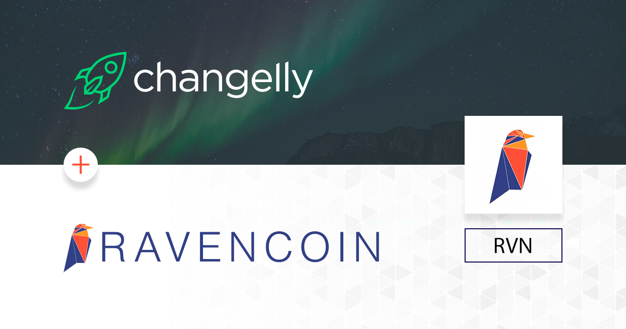 Ravencoin RVN listing on Changelly
