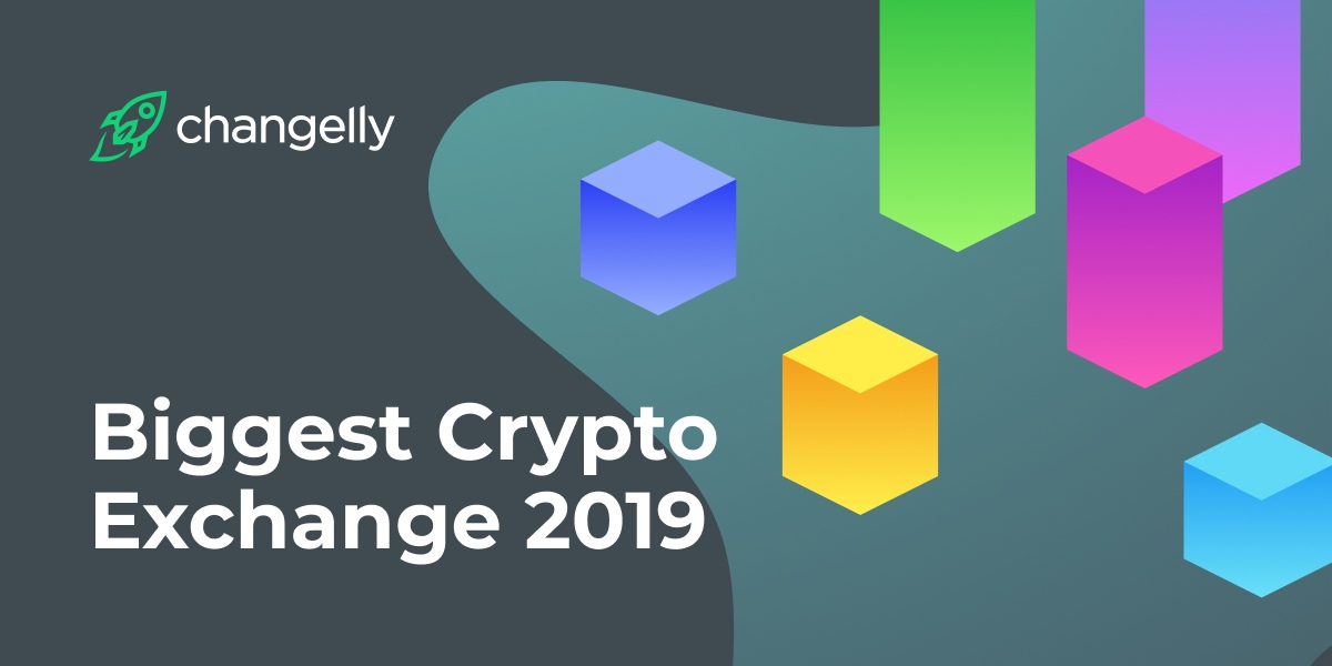 The biggest crypto exchanges