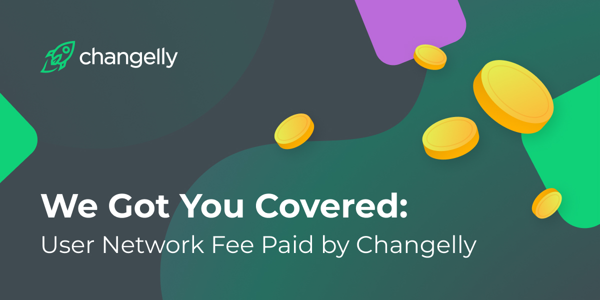 User network fees paid by Changelly